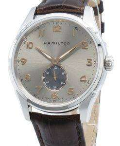 Hamilton Jazzmaster Thinline H38411580 Quartz Men's Watch