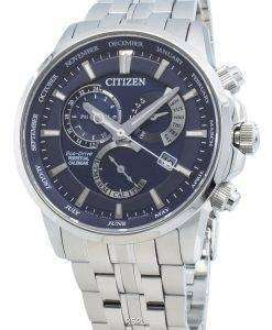 Citizen Perpetual BL8141-87L Eco-Drive Japan Made Men's Watch