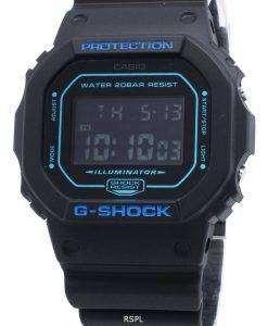 Casio G-Shock DW-5600BBM-1 DW5600BBM-1 Alarm Quartz Men's Watch