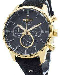 Seiko Chronograph SSB364 SSB364P1 SSB364P Tachymeter Quartz Men's Watch