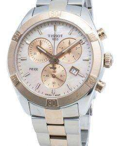 Tissot T-Classic T101.917.22.151.00 T1019172215100 Quartz Chronograph Women's Watch
