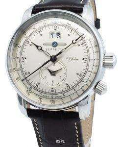 Zeppelin 100 Jahre 7640-1 76401 Quartz Tachymeter Men's Watch