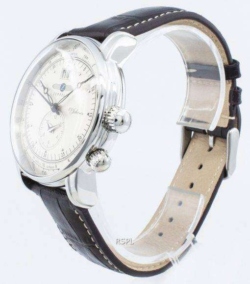 Zeppelin 100 Jahre 7640-1 76401 Quartz Tachymeter Men's Watch