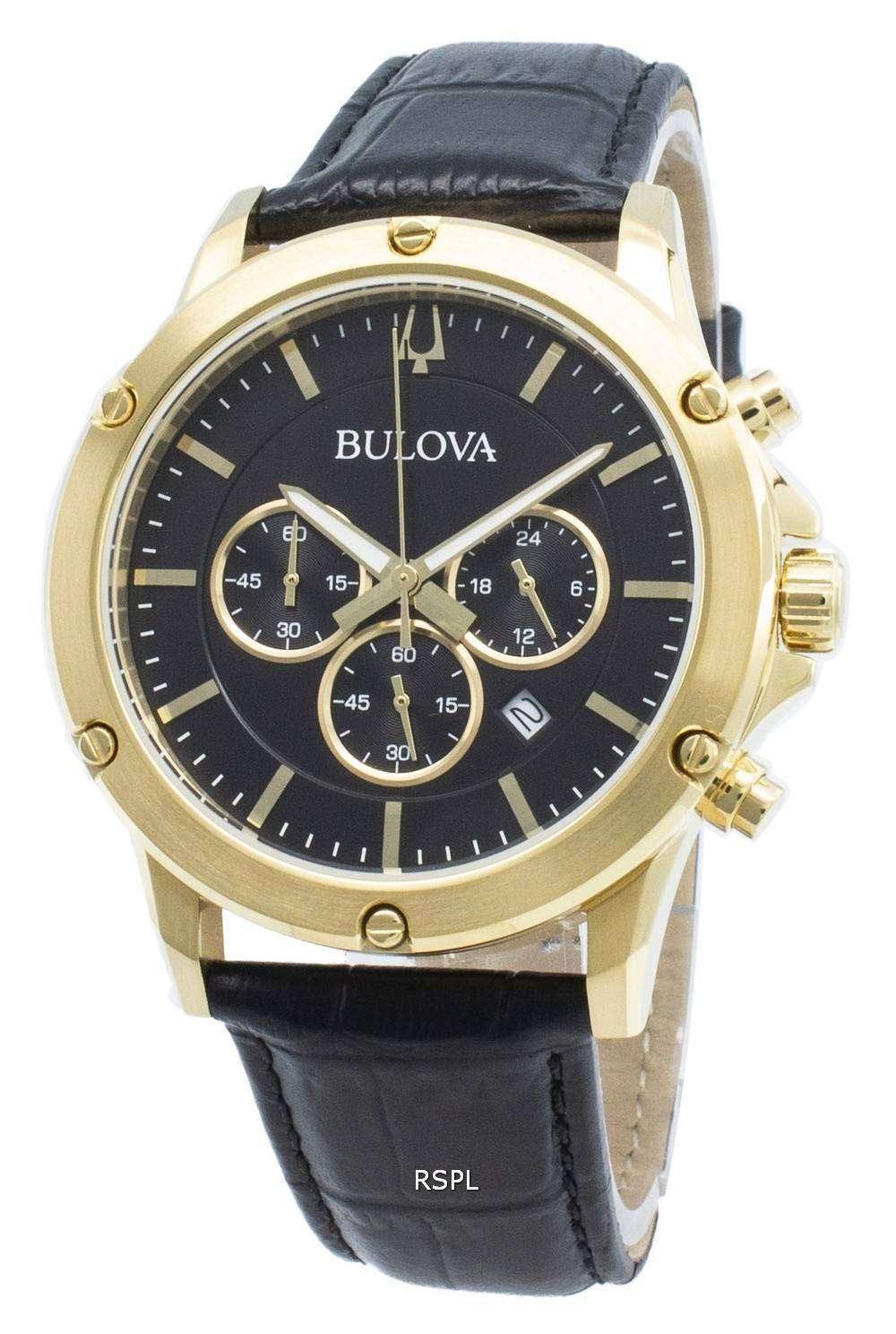 Bulova 97B179 Chronograph Quartz Men's Watch