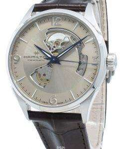 Hamilton Jazzmaster H32705521 Open Heart Automatic Men's Watch