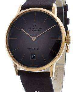 Hamilton Intra-Matic H38465501 Automatic Men's Watch