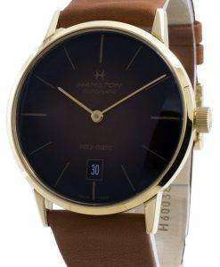 Hamilton American Classic Intra-Matic H38475501 Automatic Men's Watch