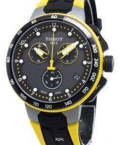 Tissot T-Race Cycling T111.417.37.057.00 T1114173705700 Tachymeter Quartz Men's Watch