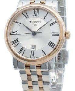 Tissot Carson Premium T122.210.22.033.01 T1222102203301 Quartz Women's Watch