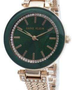 Anne Klein 1906GNRG Diamond Accents Quartz Women's Watch