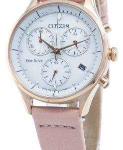 Citizen Chandler FB1443-08A Chronograph Eco-Drive Women's Watch