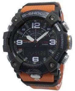 Casio G-Shock Mudmaster GG-B100-1A9 World Time 200 Men's Watch