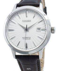 Citizen Automatic NJ2180-11A Titanium Men's Watch
