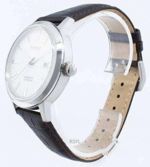 Citizen Automatic NJ2180-11A Titanium Men's Watch