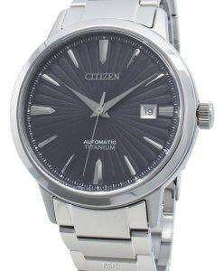 Citizen Automatic NJ2180-89H Titanium  Men's Watch