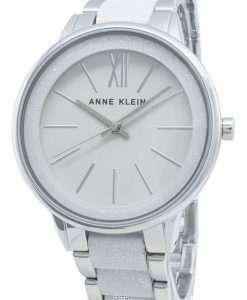 Anne Klein 1413LGSV Quartz Women's Watch