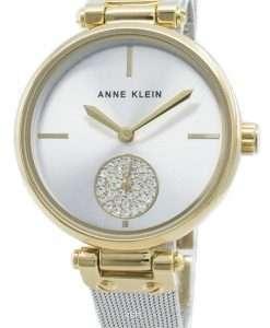 Anne Klein 3001SVTT Diamond Accents Quartz Women's Watch