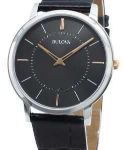 Bulova Classic 98A167 Quartz Men's Watch