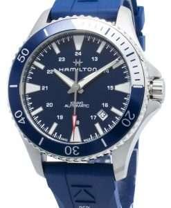 Hamilton Khaki Scuba H82345341 Power Reserve Automatic Men's Watch