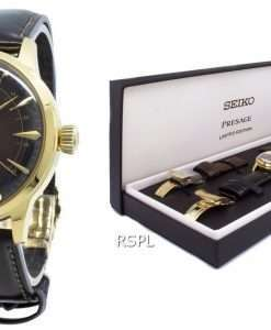 Seiko Presage SARY136 Automatic Japan Made Men's Watch