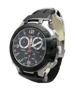 Tissot T-Race Chronograph T048.417.27.057.00 T0484172705700 Men's Watch
