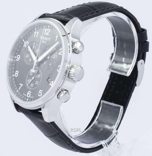 Tissot T-Sport Chrono XL Calssic Quartz T116.617.16.057.00 T1166171605700 Men's Watch