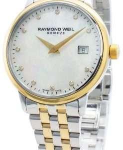 Raymond Weil Geneve Toccata 5988-STP-97081 Diamond Accents Quartz Women's Watch