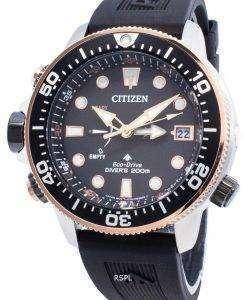 Citizen PROMASTER Eco-Drive BN2037-11E Limited Edition 200M Men's Watch