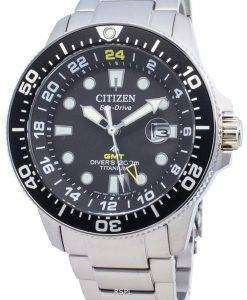 Citizen Eco-Drive PROMASTER Marine BJ7110-89E 200M Men's Watch