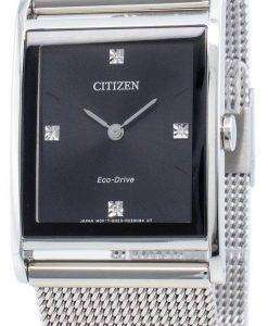 Citizen Eco-Drive Axiom BL6000-55E Diamond Accents Women's Watch