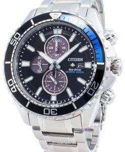 Citizen Eco-Drive PROMASTER CA0719-53E Chronograph 200M Men's Watch