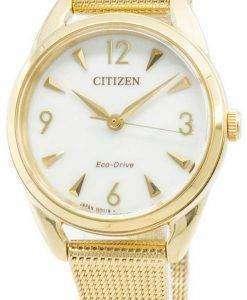 Citizen Eco-Drive EM0687-89P Women's Watch