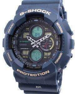 Casio G-Shock GA-140-2A Shock Resistance Quartz 200M Men's Watch