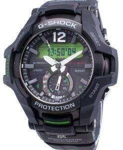 Casio G-Shock Bluetooth GRAVITYMASTER GR-B100-1A3 Neobrite Solar 200M Men's Watch