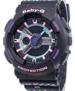 Casio BABY-G BA-110TH-1A Shock Resistant Quartz Women's Watch