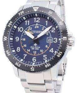 Citizen Eco-Drive Promaster BJ7094-59L 200M Men's Watch