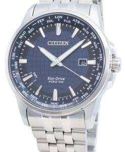 Citizen Eco-Drive BX1001-89L World Time Men's Watch