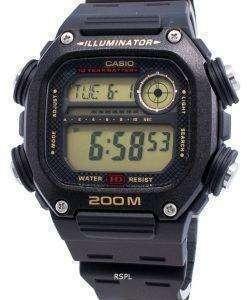 Casio DW-291H-9AV Quartz 200M Men's Watch