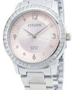 Citizen Quartz EL3090-81X Diamond Accents Women's Watch