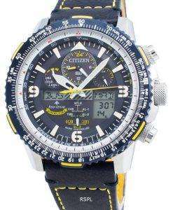 Citizen PROMASTER Skyhawk A-T Eco-Drive JY8078-01L Radio Controlled 200M Men's Watch