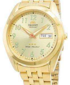 Orient Tri Star RA-AB0036G19B Automatic Men's Watch