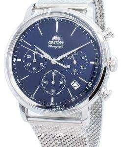 Orient Classic RA-KV0401L10B Chronograph Quartz Men's Watch