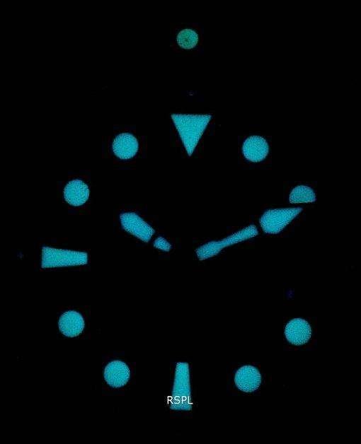 Ratio Free Diver Helium-Safe 1000M Sapphire Automatic 1068HA96-34VA-ORG Men's Watch
