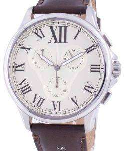 Fossil Monty FS5638 Quartz Chronograph Men's Watch
