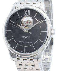 Tissot Tradition Powermatic 80 T063.907.11.058.00 T0639071105800 Automatic Open Heart Men's Watch