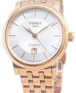 Tissot Automatic Carson Premium T122.207.33.031.00 T1222073303100 Women's Watch