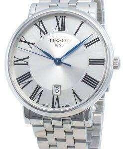Tissot Carson Premium T122.410.11.033.00 T1224101103300 Quartz Men's Watch