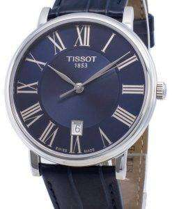 Tissot Carson Premium T122.410.16.043.00 T1224101604300 Quartz Men's Watch