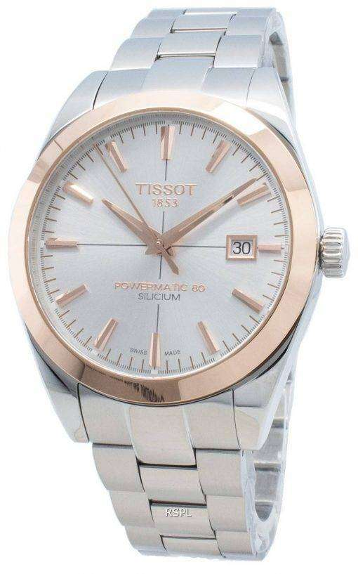 Tissot T-Gold Silicium T927.407.41.031.00 T9274074103100 Automatic Men's Watch