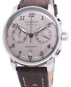 Zeppelin LZ 127 8678-4 86784 Chronograph Quartz Men's Watch
